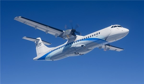 Deputy Minister: Iran Air Inks Contract with ATR to Buy 20 Passenger Planes