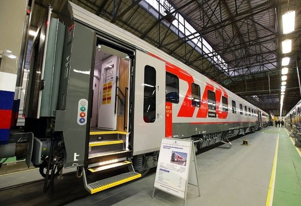 Tehran, Moscow sign MoU to build railcars