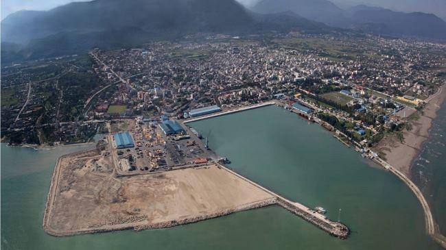 ميناء تشابهار كمروج للتجارة الإقليمية