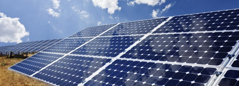 German Company Launches Construction of Solar Power Plant in Iran
